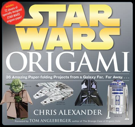 Starwars Origami - wars paper crafts to make frugal for boys and