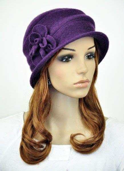 j29m flower winter wool fashion hat beanie