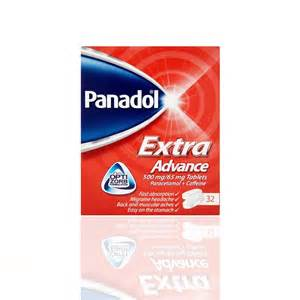 Comfort Sleep Panadol Panadol Extra Advance Tablets X 32 Panadol From