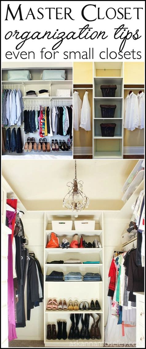 how to organize a small closet with lots of clothes how to organize the master bedroom closet no matter what