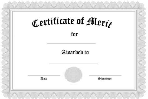 merit card template 6 merit certificate templates word excel pdf templates