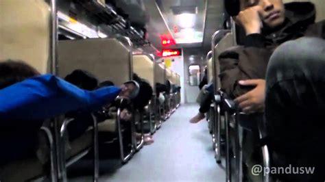 denah tempat duduk kereta api malioboro di dalam ka malioboro ekspres youtube