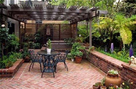 Small Brick Patio Ideas small brick patio ideas patio
