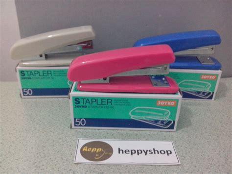 Joyko Stapler Hd 10mp jual stapler joyko hd 50 heppyshop heppy