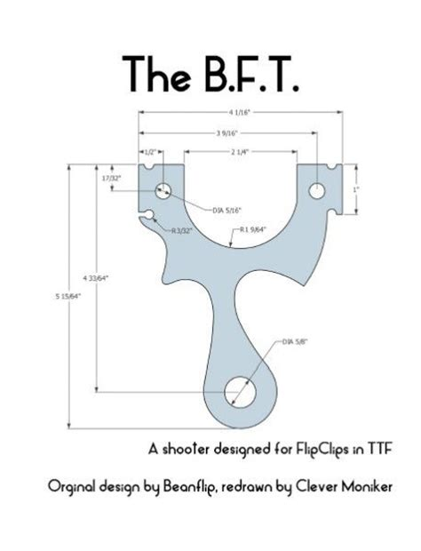 the bft slingshot template slingshots catapults