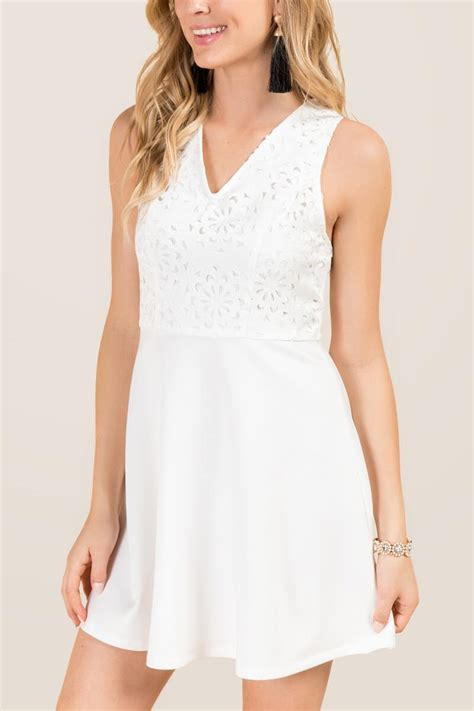 Cut In A Line Dress laser cut a line dress s