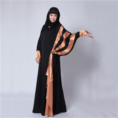 Abaya Hitam Arab Saudi Kode 84