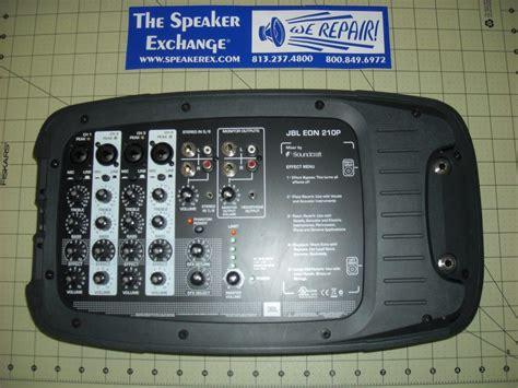 Mixer Jbl jbl eon210p lifier mixer assembly 446130 001