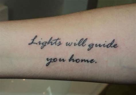 music quote tattoos 27 best quotes you can t afford to miss creativefan
