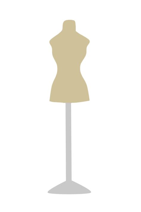 mannequin template by kingrefi on deviantart