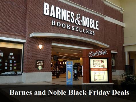 barnes and noble sale barnes and noble black friday 2018 deals sales