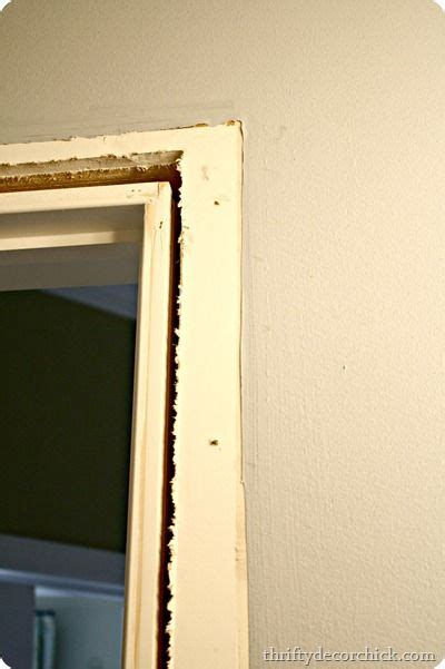 removing door trim home room additions