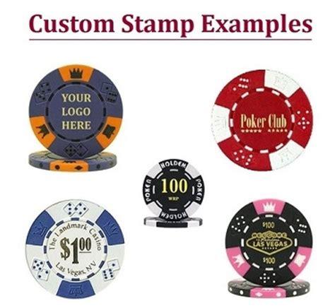Design Your Own Custom Chips - custom st chips st your own logo on
