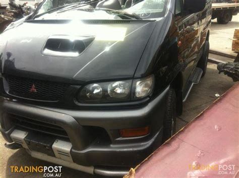 mitsubishi delica parts australia mitsubishi delica pe8w wrecking for sale in revesby nsw