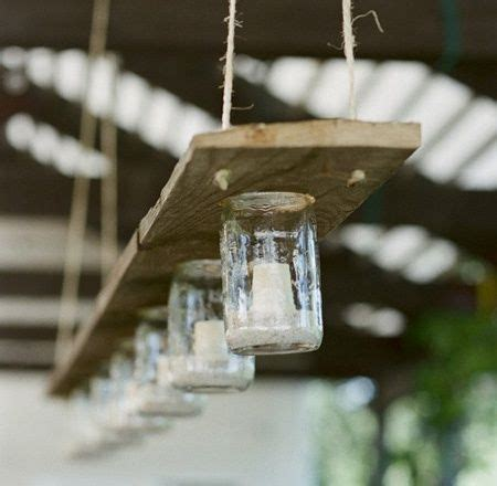 Diy Hanging Chandelier Diy Hanging Outdoor Chandelier Via Style Me Pretty And
