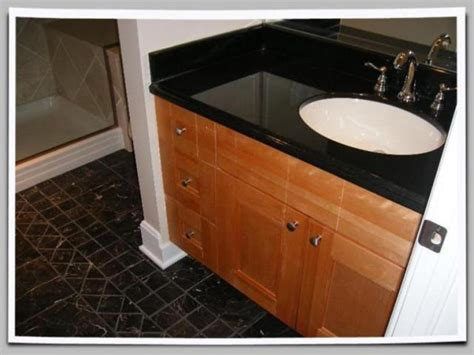 Ready Made Granite Countertops by L E And Kitchen Supply Columbus Kitchens