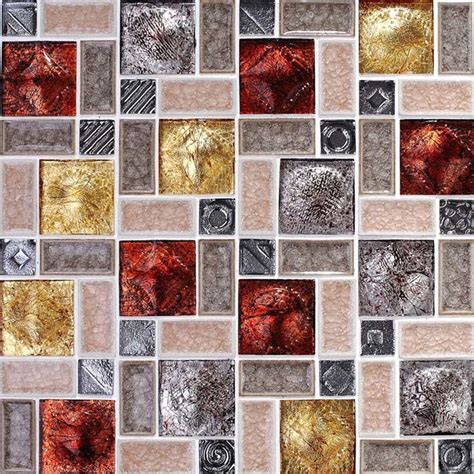 home and decor tile wall art designs tile wall art porcelain glass tile wall art sle the wall backspalash houzz