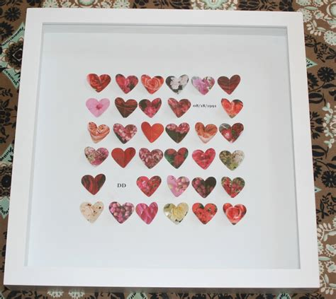 Handmade Wedding Gift Ideas - wedding gift frame