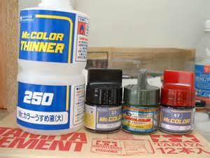 mr color paint heavy armour studio
