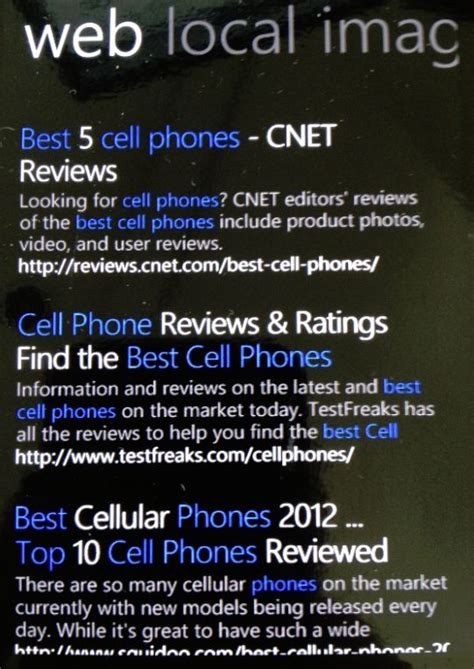 Best Site For Cell Phone Lookup Apple Siri S Recommending Nokia Then Nokia S Recommending Android Iphone I Guess