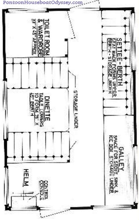 pontoon floor plans consent pontoon houseboat floor plans