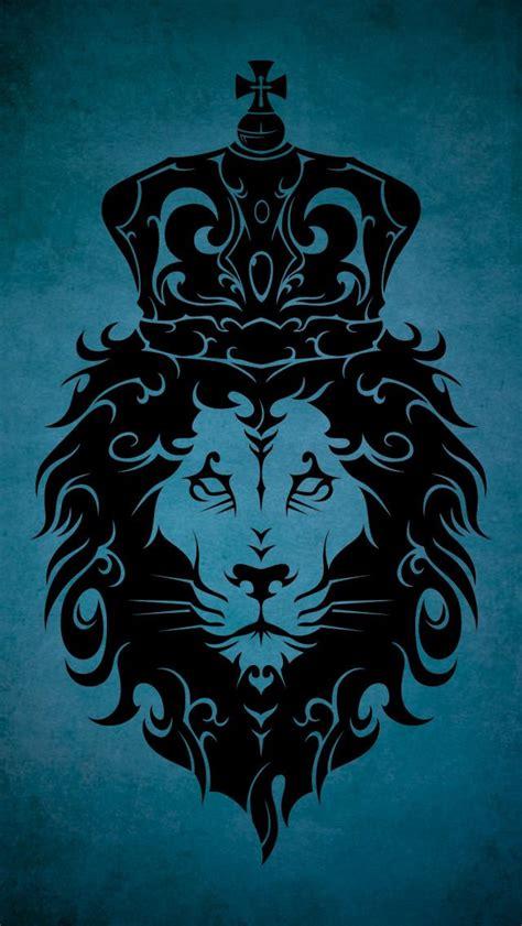 tribal king lion  takihisadeviantartcom  atdeviantart