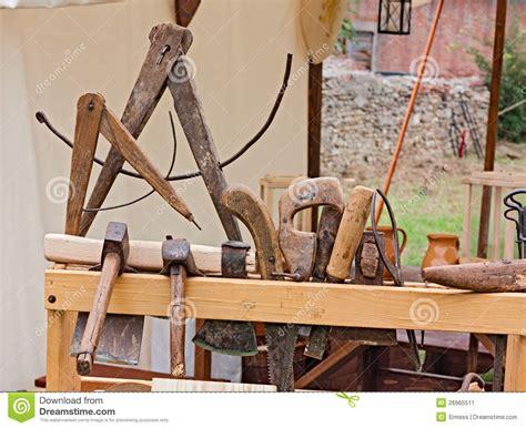 carpenter woodwork carpenter s workshop stock image image of compass
