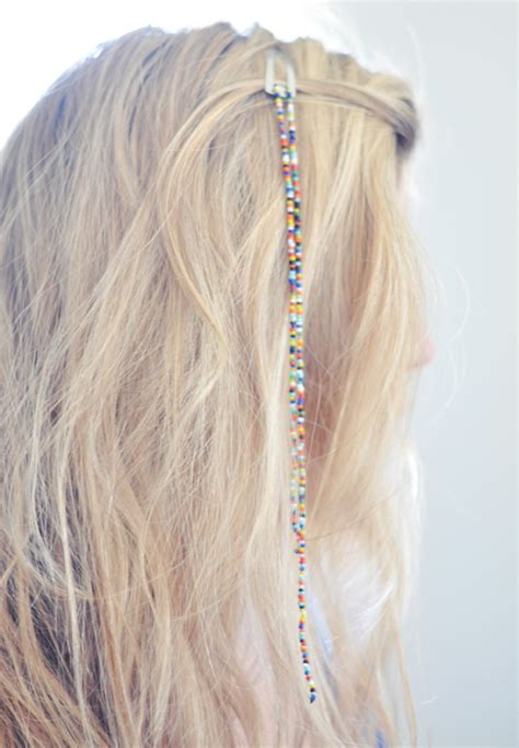 hairs pins with bead to decorate hairs 19 ways to make fantastic diy hair accessories pretty