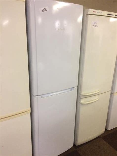Refrigerator Drawers Uk by White Hotpoint Fridge Freezer 4 Drawers Wolverhton Dudley