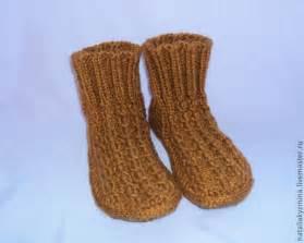 вязать носки после пятки спицами