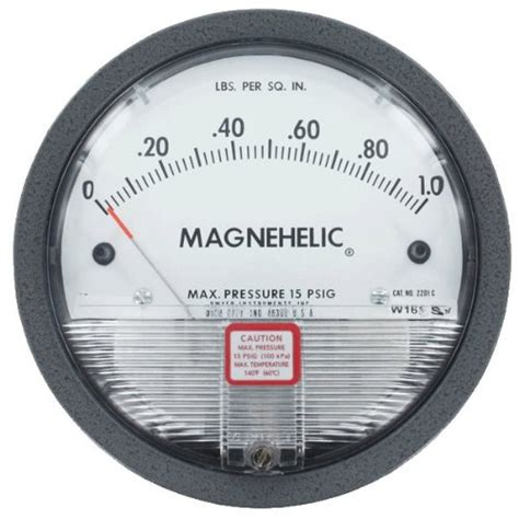 Series 2002d Magnehelic Differential Pressure Gages dwyer magnehelic series 2000 differential pressure range 0 4 psi fuel pressure testers