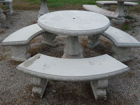 concrete table and benches price concrete benches prices 100 concrete bench prices blue