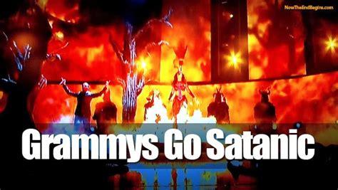 illuminati rituals satanism and illuminati rituals during the 2014 grammys