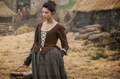 Outlander Costumes, Mid Season 1 Recap and Preview   Frock