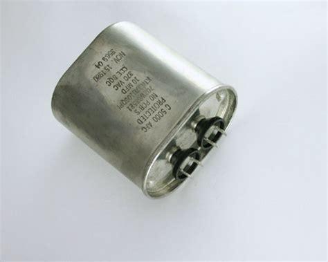 capacitor unit uf 2x 10uf 370vac motor run capacitor 370v ac 10mfd 370 volts unit ebay
