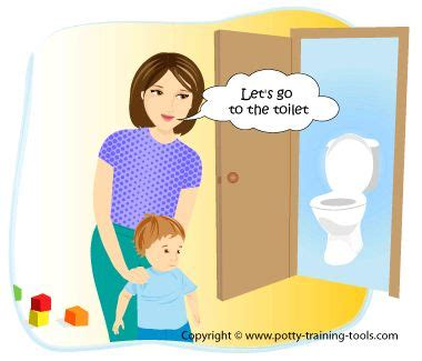 bathroom accidents in older children how to start potty training