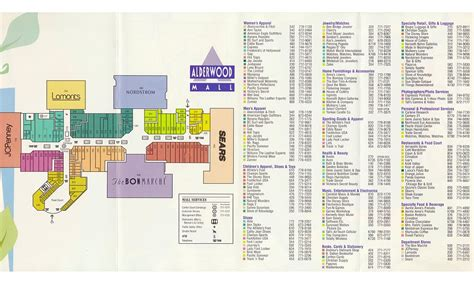 washington square mall map pembroke lakes mall map my