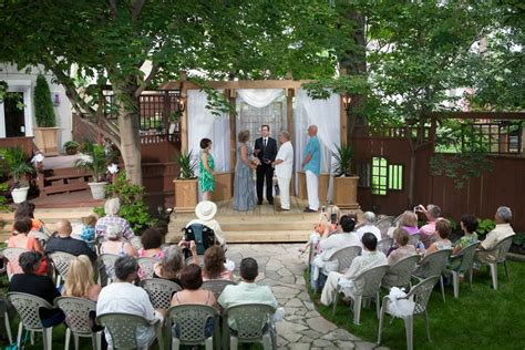 backyard wedding toronto 10 outdoor wedding venues toronto