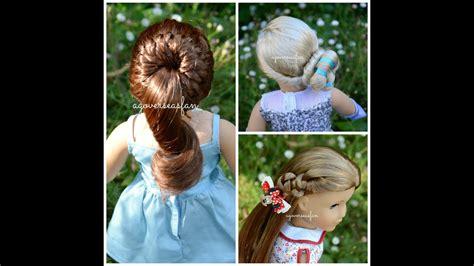 american doll disney frozen elsa hairstyle