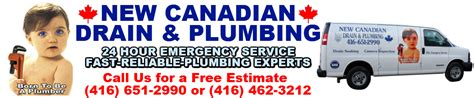 New Canadian Drain And Plumbing by Emergency Plumbing Drain Repair Services In Toronto