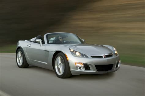 saturn sky red saturn sky red line to debut at new york auto show news