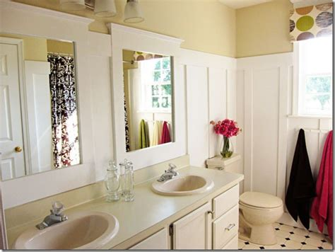 diy small bathroom makeovers diy home improvement budget bathroom makeover