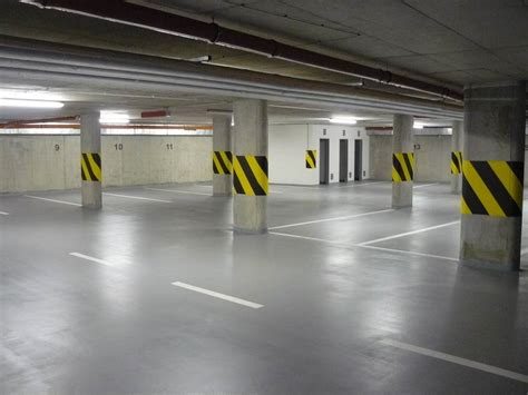 Industrial Flooring by Traffic Pavement And Floor Marking Our Services