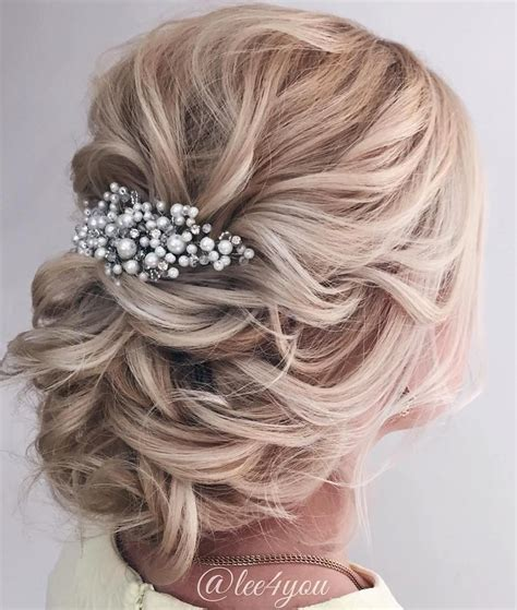 40 chic wedding hair updos for brides updos and