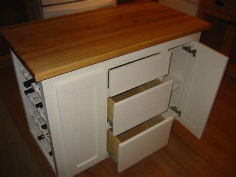 kitchen islands with wine racks kitchen island with wine rack by elvin lumberjocks com