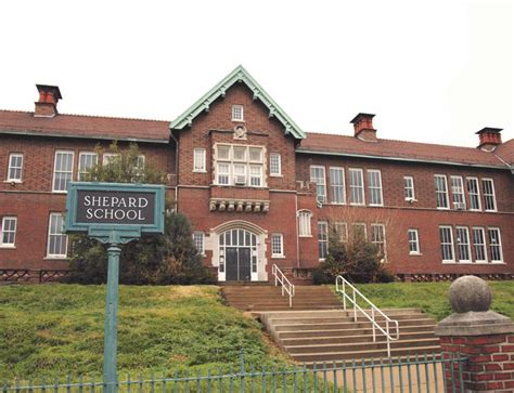 Detox Building Program St Louis Mo by Former School In St Louis Marine Villa Neighborhood