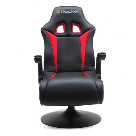 Ps4 Chair by New X Rocker Rally Pedestal Gaming Chair Gamers Ps4 Xbox