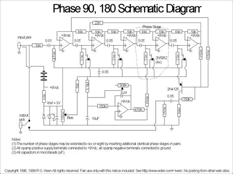 Power Lifier Phase Lab phase shifter pedal schematic phase get free image about