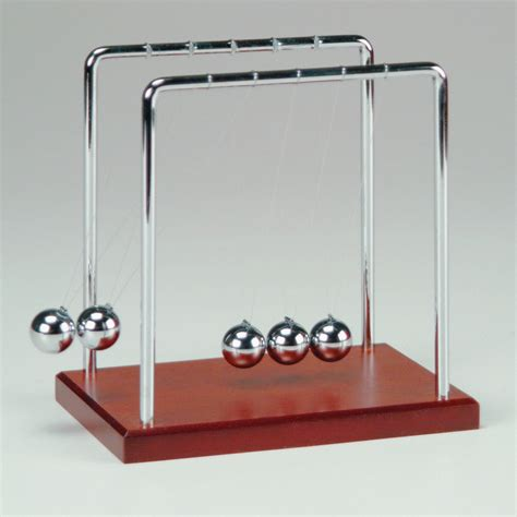 Home Decor Balls by Newton S Cradle 5 5 Quot 3081503 Scientificsonline Com