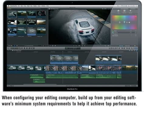computer best software recommendations for the best editing computer